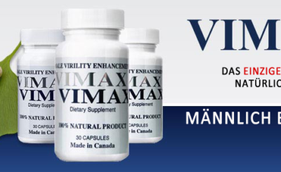 Vimax Pills Rezension