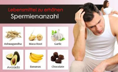 11 Erstaunlich Lebensmittel, die die Spermienanzahl erhöhen und Ihre Fruchtbarkeit verbessern