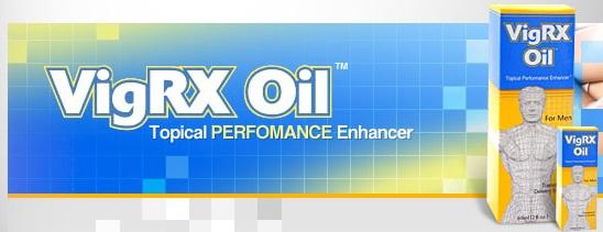 VigRX Oil Rezension