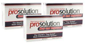 ProSolution Plus Rezension- Männliche Verbesserungspille für vorzeitige Ejakulation