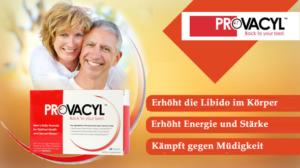 Provacyl Rezension- Natürlich erhöhen HGH und Testosteronspiegel