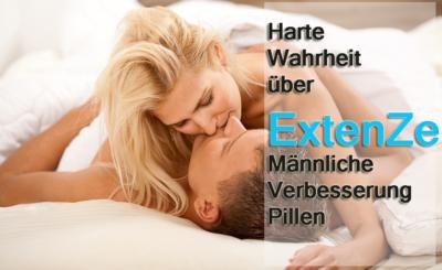 Die harte Wahrheit über Extenze männliche Verbesserung Pillen