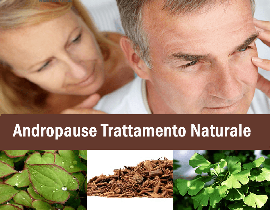 Andropause Natürliche Behandlung