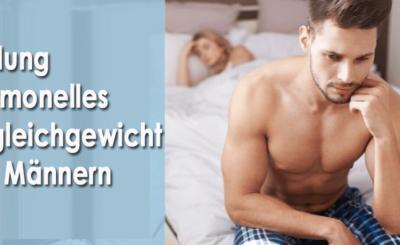 Heilung Hormonelles Ungleichgewicht bei Männern